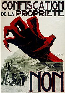 Reproduction d'une affiche publicitaire