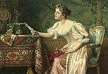 弗拉季兆赫斯基波兰画家Wladislaw Czachorski (Polish, 1850–1911) - 文铮 - 柳州文铮