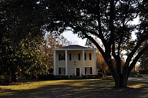 National Register of Historic Places listings in Ashley County, Arkansas - Image: W.R. Bunckley House
