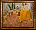 WLANL - MicheleLovesArt - Van Gogh Museum - The bedroom, 1888.jpg