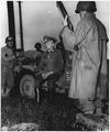 """WWII, Europe, France, """"German POWs - Captured Nazi General"""" - NARA - 195471.tif"""