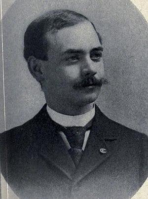 W. E. Clyde Todd - Portrait c. 1903