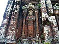 Wall Figure, My Son Ruins, near Hoi An, Vietnam.jpg