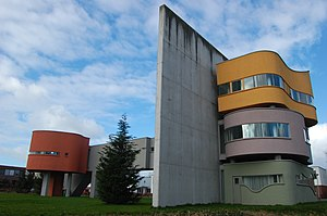 John Hejduk - Image: Wall House 2