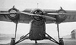 Walter Castor II (3x) a Savoia Marchetti S.71 u letecké společnosti Ala Littoria.jpg