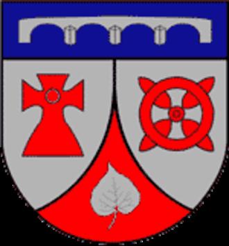 Alsdorf, Bitburg-Prüm - Image: Wappen Alsdorf