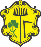 Das Wappen von Eibenstock