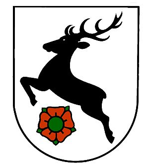 Himbergen - Image: Wappen von Himbergen