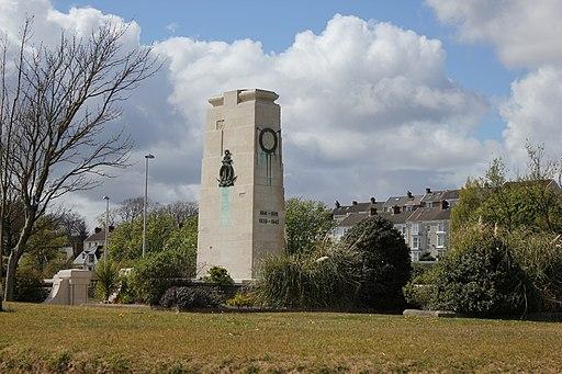 War Memorial, Swansea, Wales