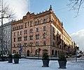 Wasa Aktiebank house on Eteläesplanadi in Helsinki.jpg