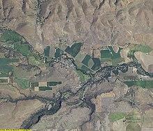 Wasco County Oregon Wikipedia