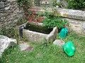 Water can corner, St Bartholomew's Churchyard - geograph.org.uk - 2018243.jpg