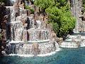 Water falls at the Wynn (3838999798).jpg