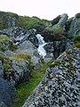 Waterfall, Seal Gill - geograph.org.uk - 1406011.jpg