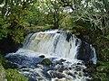 Waterfall on E. side L. Awe - geograph.org.uk - 36427.jpg