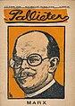 Weekblad Pallieter - voorpagina 1924 51 marx.jpg