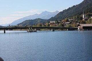 Weissensee, Austria Place in Carinthia, Austria