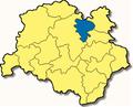 Weichs - Lage im Landkreis.png