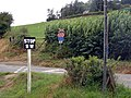 Welshpool & Llanfair Railway Level Crossing - geograph.org.uk - 212505.jpg