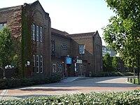 Okcidenta Konstruaĵo, Universitato de Southampton