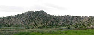West Sumbawa Regency - Typical landscape in West Sumbawa Regency