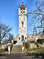 Whitehead Memorial Clock Tower and Gardens - geograph.org.uk - 1691520.jpg