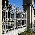 Wien-Breitensee - Tor der Biedermann-Huth-Raschke-Kaserne in der Breitenseer Straße.jpg