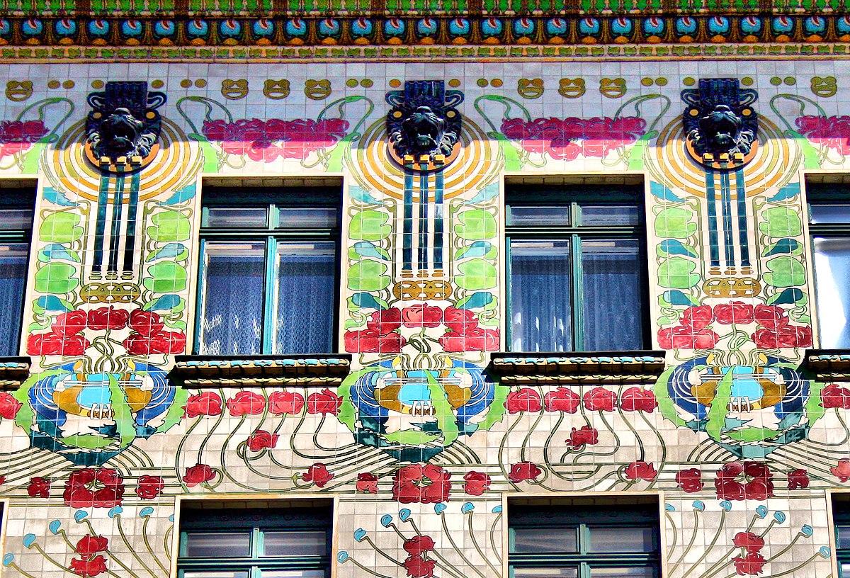 Linke Wienzeile Buildings Wikipedia