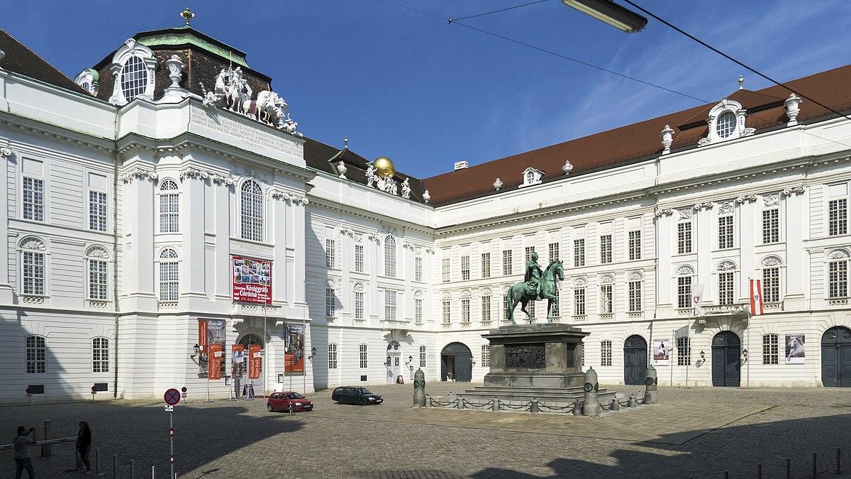 Josefsplatz Wien Wikipedia