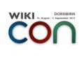 Wikicon logo Dornbirn white.png