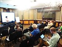 Wikimania 2018 - Senior Citizens write Wikipedia 1.jpg