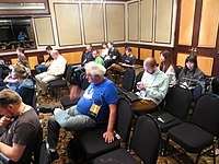 Wikimania 2018 - Senior Citizens write Wikipedia 3.jpg