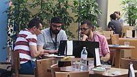 Wikimedia Hackathon 2017 IMG 4328 (34371128990).jpg