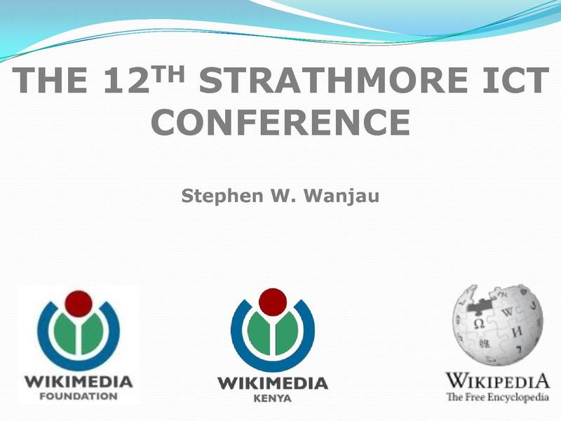 file:wikimedia kenya presentation.pdf - wikimedia commons, Powerpoint templates