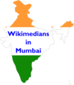 Wikimedians in Mumbai.png