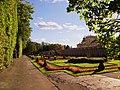 Wilanów eastern part of the garden 01.jpg
