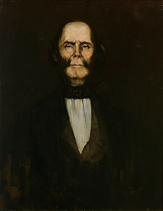 William Buckley (convict) - Image: William Buckley portrait