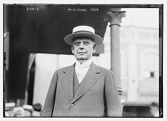 William Henry Moore (judge) - Moore in 1914