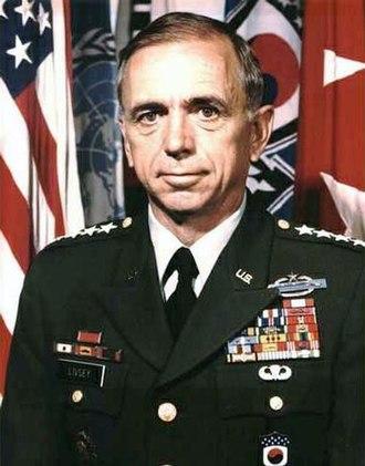 William J. Livsey - General William J. Livsey