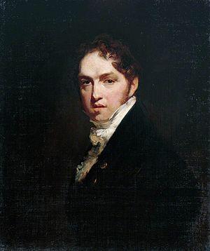 William Owen (painter) - Self-Portrait