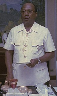 William Tolbert President of Liberia 1971–1980