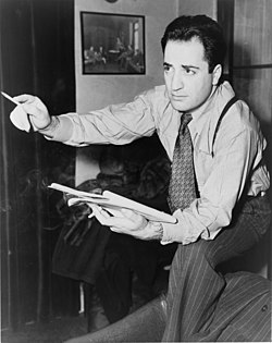 William Saroyan v roce 1940