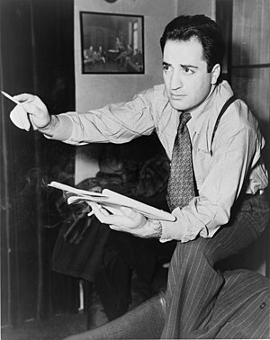 William Saroyan - Saroyan in 1940
