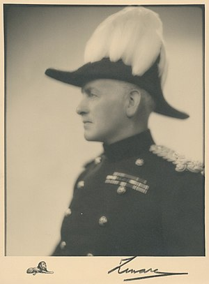 Willoughby Norrie, 1st Baron Norrie - Lord Norrie in 1944