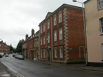 Wiltshire Museum - Image: Wiltshire Heritage Museum, Potterne Road, Devizes geograph.org.uk 1022996