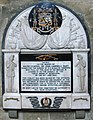 Winchester Cathedral, memorial to Major General Sir John Campbell, Baronet (1807-1855).jpg