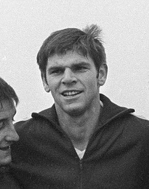 Wolfgang Weber - Wolfgang Weber in 1968