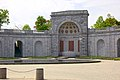 Women in Military Service Memorial - Hemicycle - Arlington National Cemtery - 2012.JPG