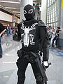 WonderCon 2014 - Agent Venom Cosplay (13954944355).jpg