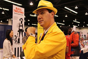 WonderCon 2015 - Dick Tracey cosplay (17023600706).jpg